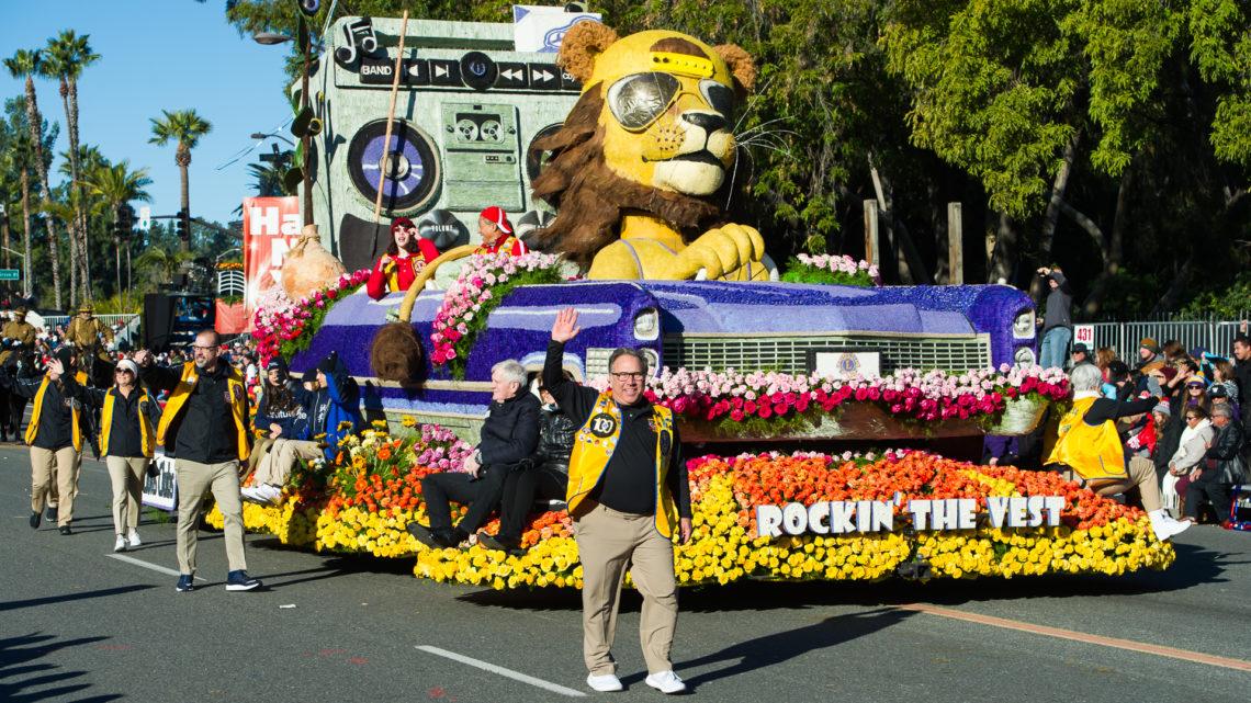 Al-Brooks-Rose-Bowl-Tours-2018-2019 -Lokatie: Los Angeles, USACredit: Geert Lommers / www.albrooksrosebowltours.com